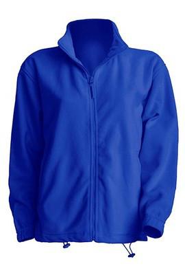 Мужская флисовая кофта JHK POLAR FLEECE MAN разные цвета и размеры Синий (RB), XS