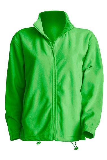 Мужская флисовая кофта JHK POLAR FLEECE MAN разные цвета и размеры Салатовый (LM), L