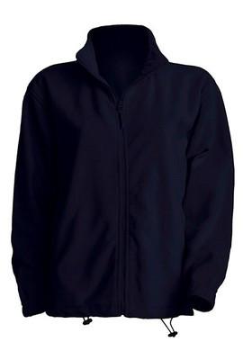 Мужская флисовая кофта JHK POLAR FLEECE MAN разные цвета и размеры Темно синий (NY), 3XL