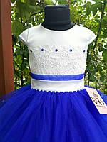 Платье детское выпускное нарядное   , фото 1