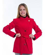 Демисезонное пальто женское № 13 (р.40-48), фото 2
