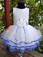Платье детское выпускное нарядное, фото 1