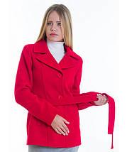 Демисезонное пальто женское № 15 (р.40-48), фото 3