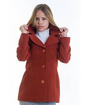Демисезонное пальто женское № 15 (р.40-48), фото 2