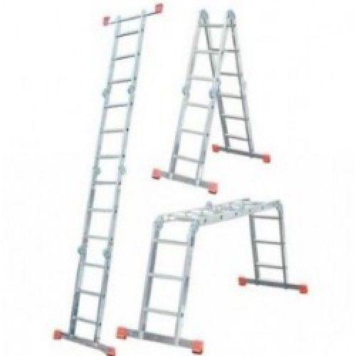 Шарнирная лестница-стремянка  KRAUSE MultiMatic 4x5