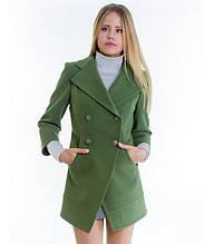 Демисезонное пальто женское № 16 (р.40-48)