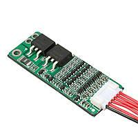 BMS 5S 15A 21В Контроллер заряда разряда Li-ion батарей, балансировка