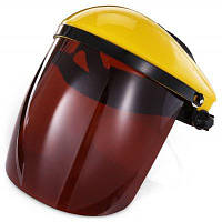PC легкая защитная маска для сварки Цвет чая