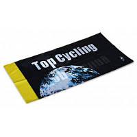 TOP CYCLING велосипедный головной платок в форме шарфа поглощающий пот T055
