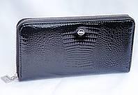 """Кошелек женский кожаный на молнии (20х10 см), 2 цвета Серии """"BALISA"""" купить оптом в Одессе на 7 км, фото 1"""