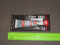 Герметик прокладок 999 Grey 25гр серый  abro 9-АВ