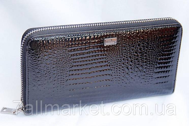 """Кошелек женский кожаный на молнии (20х10 см), 2 цвета Серии """"BALISA"""" купить оптом в Одессе на 7 км"""