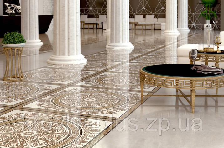 Golden Tile коллекция напольного кафеля Меандер / Meander, фото 2