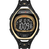 Timex Sleek 50 Hollywood Gold Fs Black Watch