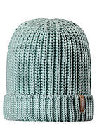 Демисезонная шапка-бини для девочек Reima Uikku 538036-8710. Размеры 52-58., фото 1