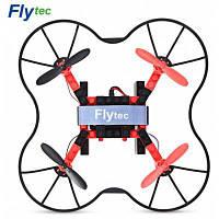 Flytec Т11 DIY строительных блоков самолета RC горючего 2.4 г 4-канальный Красный