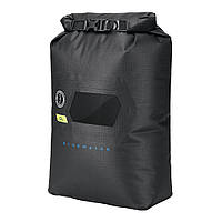 Mustang Bluewater 10 Liter Roll Top Dry Bag Black