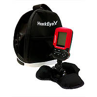 Hawkeye Fishtrax 1 W/Iceshack Portable Bundle