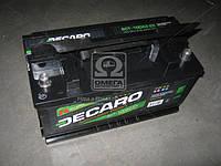 Аккумулятор  100Ah-12v DECARO (353х175х190), R,EN850 6СТ-100 AЗЕ (0)