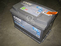 Аккумулятор   77Ah-12v Exide PREMIUM(278х175х190),R,EN760 EA770