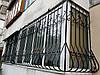 Кована решітка для вікон арт.рк4