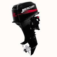 Двухтактный лодочный мотор Mercury 30 EL