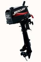 Двухтактный лодочный мотор Mercury 4 M