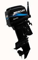 Двухтактный лодочный мотор Mercury 60 ML CT Seapro