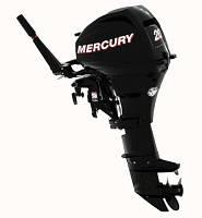 Четырехтактный лодочный мотор Mercury F 20 ML