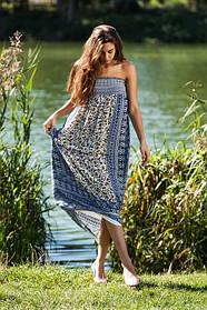 Женская юбка-сарафан