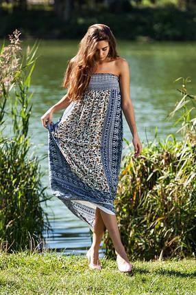 Женская юбка-сарафан, фото 2