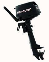 Четырехтактный лодочный мотор Mercury F 6 ML
