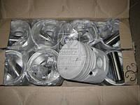 Поршень цилиндра ЗИЛ 130 (с пальцем и кольц.стоп.)(Р1) D=100,5 мм (8 шт.)  пр-во Украина 130-1004015-51