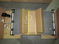 Конденсор кондиционера LEGANZA 20/22 MT/AT 97- (Van Wezel) 81005013