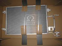Конденсор кондиционера COND A6 2+3 MT/AT 97- (Van Wezel) 03005176