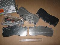 Колодка торм. диск. (компл. на ось) BPW (RIDER) RD 29173PRO