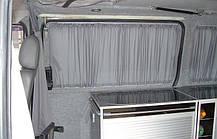 Шторки автомобильные Mercedes Sprinter/VW LT 95-06, серый, фото 2