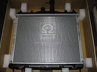 Радиатор охлаждения HYUNDAI GETZ (TB) (02-)/M (пр-во Van Wezel) 82002101