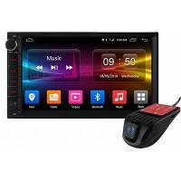 Ownice C500 OL-7002F Android 6.0 автомобильная навигация с видеорегистратором Чёрный