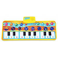 Zhongze игрушки музыкальный инструмент пианино ковер для детей Цветной