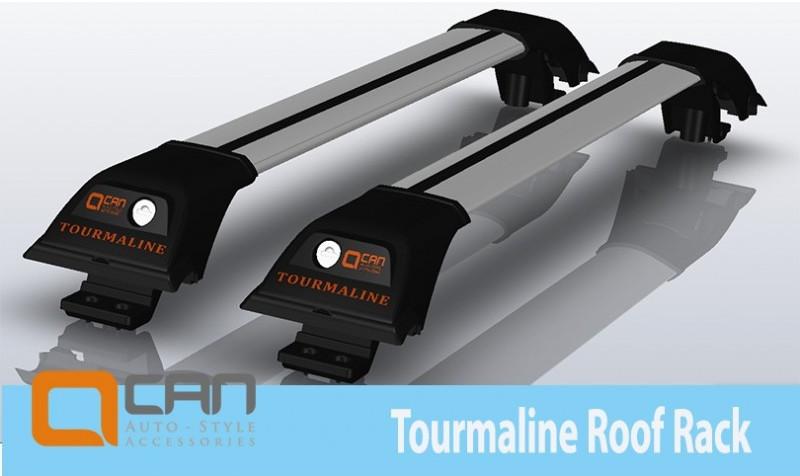 Багажник универсальный TOURMALINE, 135см серый