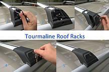 Багажник универсальный TOURMALINE, 135см серый, фото 3