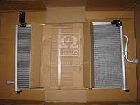 Конденсор кондиционера DAEW MATIZ 0.8 MT/AT 00- (Van Wezel) 81005044
