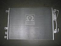 Конденсор кондиционера CLIO/KANGOO/KUBISTAR 01- (Van Wezel) 43005275