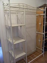 Кованая гардеробная 3