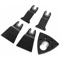 Скребок лезвие режущий инструмент лезвие 5шт серебристый и черный