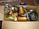 Шкворня Газ-53, Газ 3307 (комплект без подшипников, на шайбах упорных) ГАЗ, Россия, оригинал, фото 2