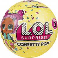 Игровой набор с большой куклой L.O.L. S3 Конфетти | Кукла LOL (ЛОЛ) 3 сезон. 100%-ый ОРИГИНАЛ.