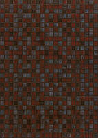 Плитка для стены КВАДРО 25x35 бордовая