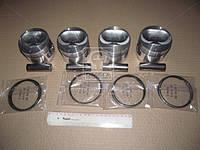 Поршень цилиндра  ВАЗ 21083 82,8 (A)(2-й рем. размер)(поршень+палец+поршн.кольца) М/К (про-во АвтоВА 21083-1004015-97